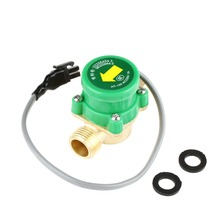1Pcs Water Pump Switch HT-120 Water Flow Switches AC220V 0.5A G1/2in-1/2in Thread Water Pump Flow Sensor switch Best Offer 220v g1 2 g1 2 flow control switch thread water pump adjustable flow sensor pressure automatic control switch