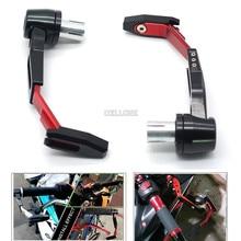 7/8 Adjustable Motorcycle Handle Bar Grips motorbike Brake Clutch Levers Protector guard Universal For KTM 390 Duke/RC390 990