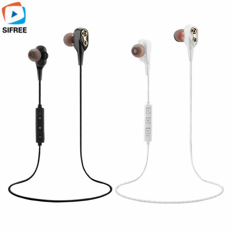 XT 21 PRO bezprzewodowe słuchawki Bluetooth słuchawki sportowe słuchawki Fone de ouvido dla iPhone Samsung Xiaomi Ecouteur Auriculares