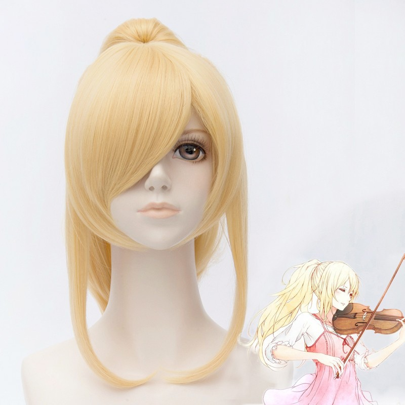 New Your Lie In April Kaori Miyazono Cosplay Wigs