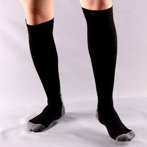 Image 4 - 6pair/lot Men and women Compression Socks gradient Pressure Circulation Anti Fatigu Knee High Orthopedic Support Stocking