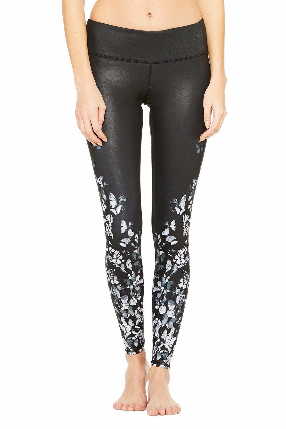 Look and feel your best with PureGem Printed Leggings workout clothes. It is trendy and comfortable to wear.