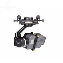 Таро 3D V Металл 3 оси PTZ карданный для Gopro Hero 5 камера Stablizer TL3T05 FPV Дрон системы Действие Спорт 50% скидка