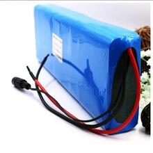 KLUOSI 7S4P 29,4 в 10Ah 24 В литий-ионный аккумулятор с 20A балансный BMS для электрического мопеды скутеры свет велосипедный инвалидная коляска