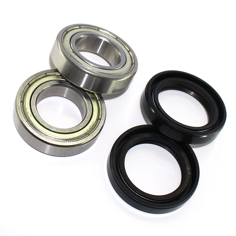 For Honda CRF250RX CRF250X CRF450R CRF250 RX CRF250 X CRF450 R CRF 450 RX CRF450 Motorcycle Front Wheel Hub Oil Seal Bearing Set