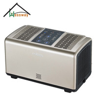 Dual core air freshener dispenser multifunctional air purifier with ionizer air purifier air cleaner