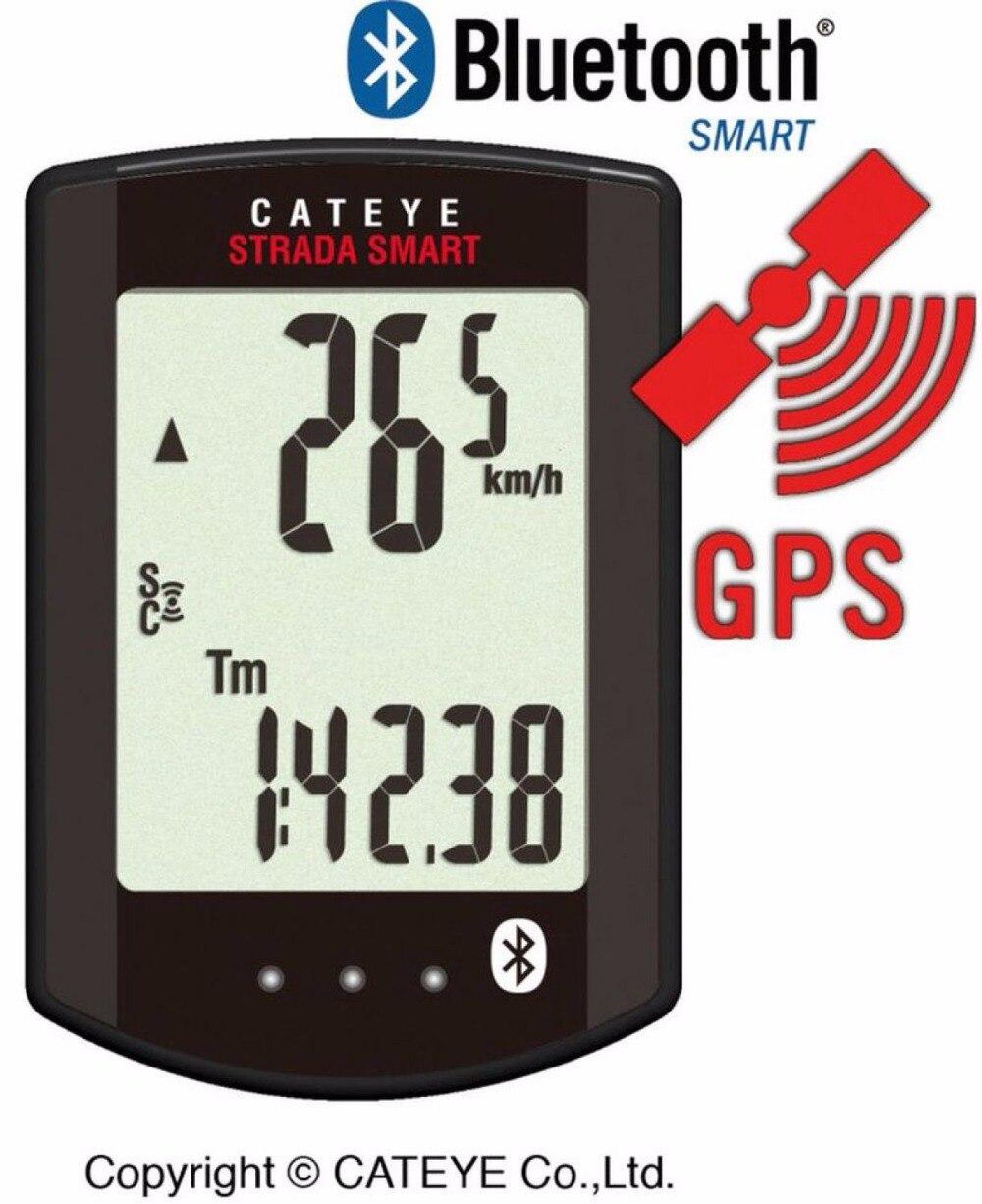 CATEYE Smart <font><b>Bluetooth</b></font> wireless heart rate <font><b>cadence</b></font> CC-RD500B Cycling <font><b>Bike</b></font> Bicycle Computer