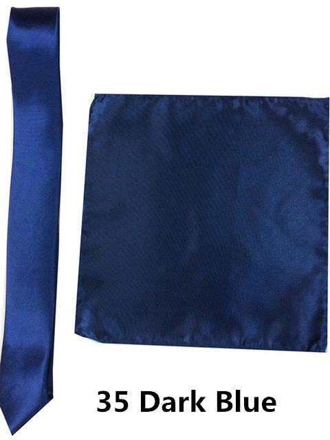 35 _  39 Colours Man Polyester Silk Pocket Sq. Tie Go well with Set Hanky Groom Wedding ceremony Fits Enterprise Handkerchief Necktie ZY186117 HTB1yXAuqiCYBuNkHFCcq6AHtVXar