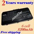Jigu new bateria do portátil para toshiba satellite l40 equium l40 satellite pro satellite l40 l45 pa3615u-1brm pa3615u-1brs pabas115