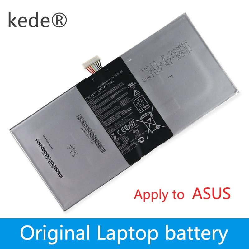 kede  3.8V 31Wh Original C12P1305 Laptop Battery For ASUS Transformer Pad TF701T K00C Tablet li-polymer battery packkede  3.8V 31Wh Original C12P1305 Laptop Battery For ASUS Transformer Pad TF701T K00C Tablet li-polymer battery pack