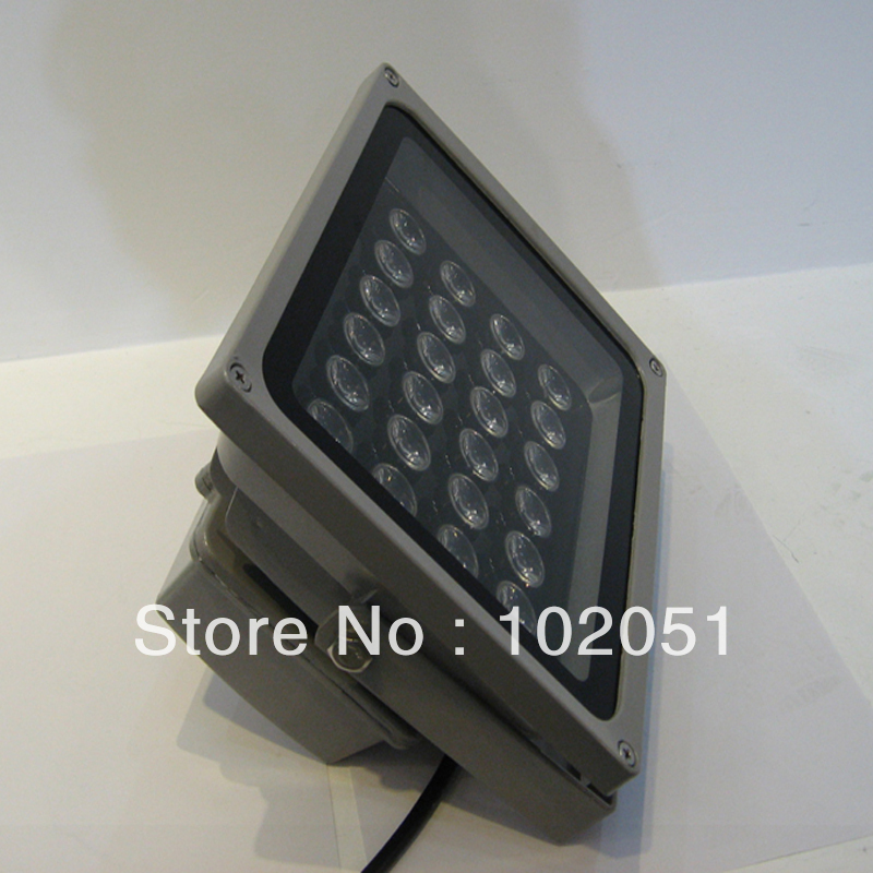 24W RGB LED Floodlight with Remote Controller Landscape lighting for outdoor in indoor led lamp waterproof IP65