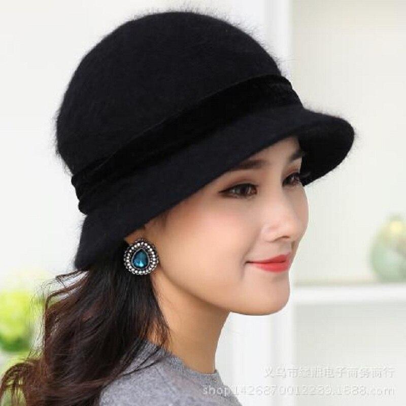Νέα μόδα Γυναικεία Καπέλα - Αξεσουάρ ένδυσης - Φωτογραφία 4