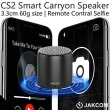 JAKCOM CS2 Smart Carryon Speaker Hot sale in Speakers as xnxx xnxx auriculares bluetooh karaoke speaker(China)