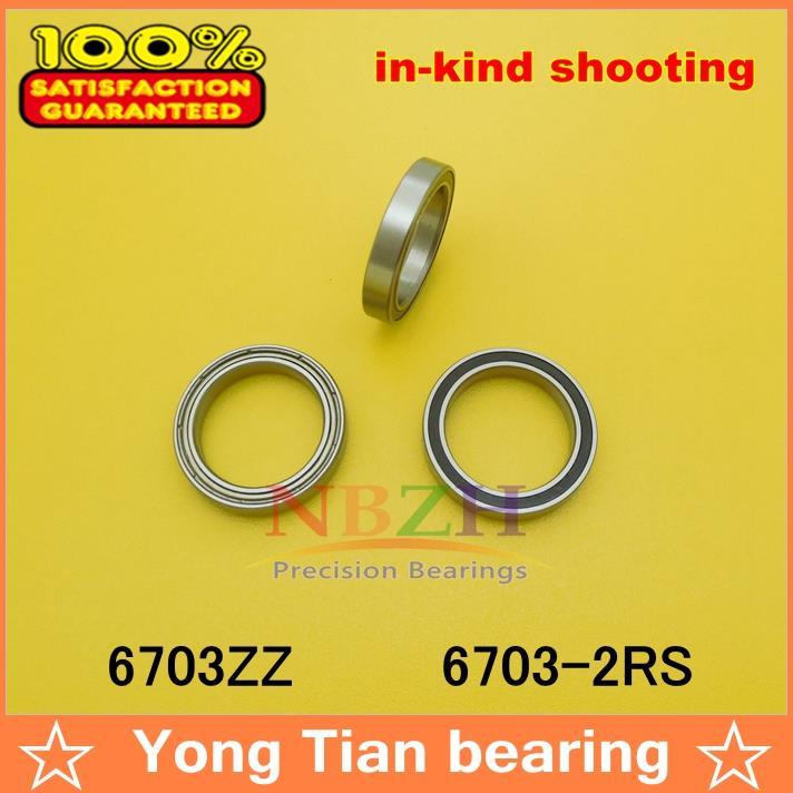 Высокое качество ABEC-5 Z2 Опора подшипника из нержавеющей стали S6702 S6702ZZ S61702Z SS6702ZZ S6702-ZZ 15*21*4 мм 440C материал S6702-2RS