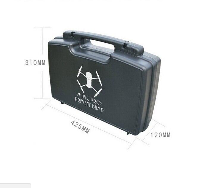 Hardshell Bag Waterproof Suitcase Portable Handbag Carrying Case for DJI Mavic Pro FPV RC Quadcopter