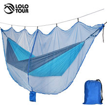 Ultra-Large Hammock Mosquito Net To Keep Out Bug Insect Fits All Hammocks Outfitters Compact Mesh Easy Setup Outfitters SnugNet(China)