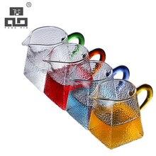TANGPIN термостойкого стекла чай для заварки чая кувшин chahai аксессуары стекла чай 300 мл