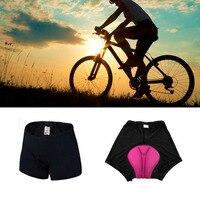 Women Ladies Bicycle Cycling Bike Underwear Gel 3D Padded Short Pants Shorts HQ Free Shipping