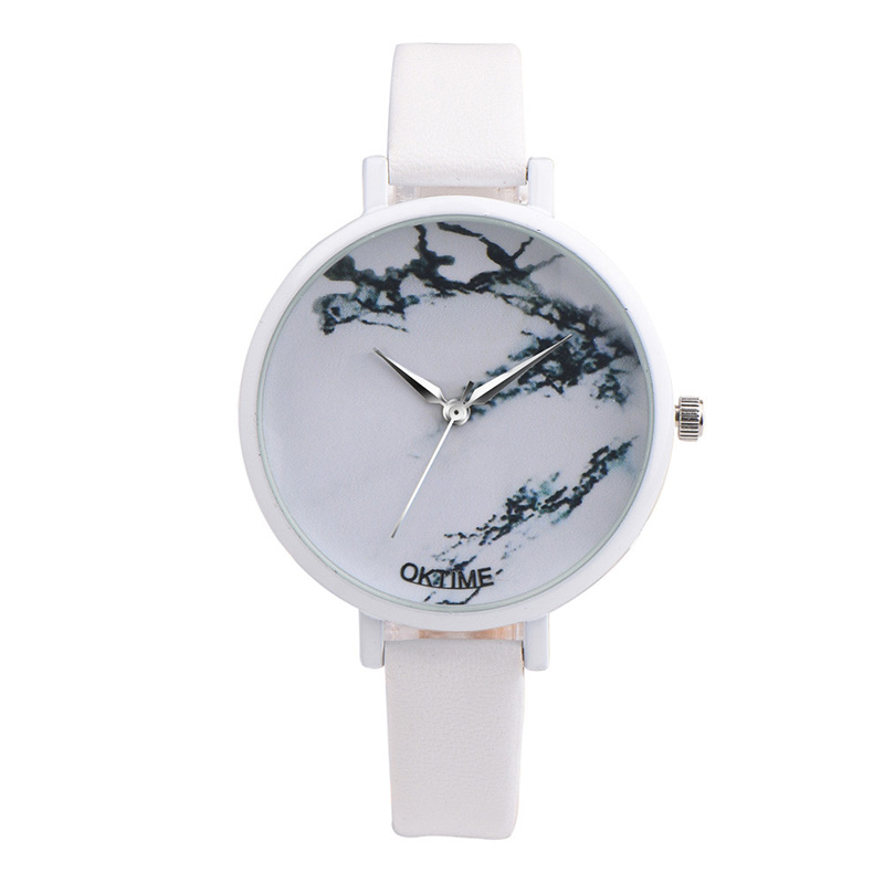 Fashion Leather strap Watches luxury Elegant Classic Casual business Bracelet Quartz Wristwatches 247 classic leather