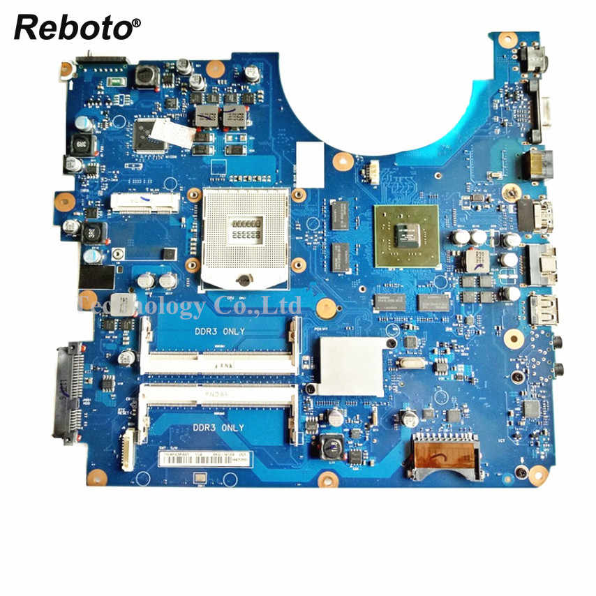 Reboto For Samsung R580 Laptop Motherboard GT330M/1GB DDR3 HM55 ...