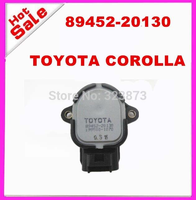Original Toyota Yaris T Sport Throttle Position Sensor 89452-20130