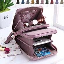 Osmond Bolsa Feminina Small Hand Bag PU Leather Mini Crossbo