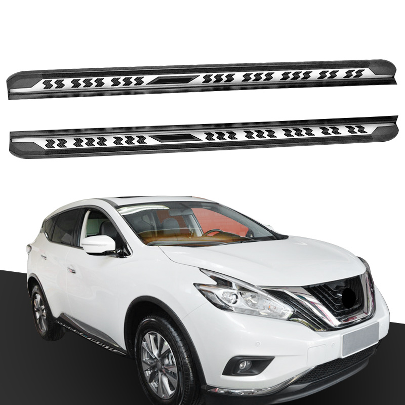 Platform Iboard Side Step for Nissan Murano 2015-2018 Running Board Nerf BarPlatform Iboard Side Step for Nissan Murano 2015-2018 Running Board Nerf Bar