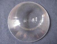 ERUX 350 Fresnel Optical Lens Condenser Lens Pmma Materials Size 350X4mm Focal Length 200mm Ring Distance