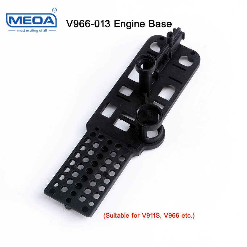 Wltoys RC Helicopter Spare Parts V966-013 Engine base V911S Frame Helicopter Base for Wltoys