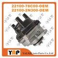 Usado Distribuidor PARA FITNISSAN GA13DE GA14DE ENSOLARADO SENTRA B14 GA16DE 22100-78C00 22100-2N300 1.3L 1.4L 1.6L L4 1994-1999