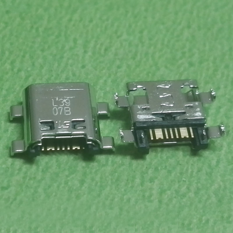100pcs <font><b>usb</b></font> charger charging Port dock Connector for samsung Galaxy J5 <font><b>J510</b></font> j5108 J7 J710 j7108 G3509 G3502 G355 G531 G313 plug image