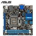 Placa base ASUS P8H61-I LGA 1155 DDR3 16GB H61 P8H61 I placa base de escritorio SATA II PCI-E X16 integrada gráficos se