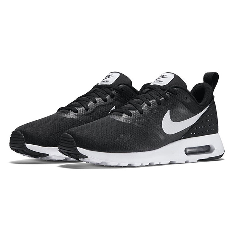 reputable site b48d1 4034d NIKE AIR MAX TAVAS Original Authentic Men s Running Shoes Sport Outdoor  Sneakers Breathable comfortable durable 705149 009-in Running Shoes from  Sports ...
