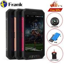 V1600/V16H IP67 Étanche Téléphone Portable 4.7 Pouces 2 GB 16 GB 8MP Android 5.1 Robuste Smartphone Antichoc Mobile Téléphone en plein air Téléphone