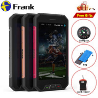 Newest 4G LTE Waterproof Thin Phone Android 5 1 IP67 3600 MAh 4 7 Inch 2GB