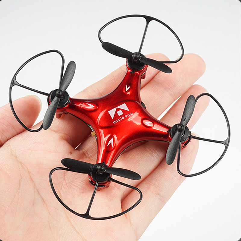 Rc Quadcopter 33058 With Key Of 3D Tumbling Headless Model For Children Gift 2.4G 4CH Mini Drone FSWB