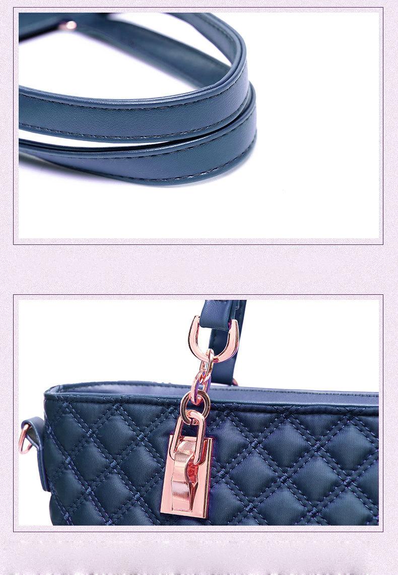18 Women Bag Set Handbags Shoulder Bags Satchel Clutch Handbag Bolsas Famous Brands Composite Tote Ladies Crossbody Bag 6pcs 10