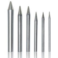 5Pcs/Set Soldering Iron Tip 30W 60W 100W 150W High Power Lead-free Welding Tips Replacement Solder Head Universal Standard