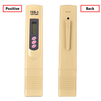 New 1pcs Portable Pen Digital TDS Meter Filter Measuring Water High Quality Purity Tester Color Random