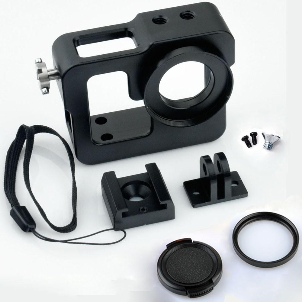 New-Gopro-Aluminium-Alloy-Protective-Case-Housing-Shell-For-GoPro-Hero-3-Hero-3-Go-Pro