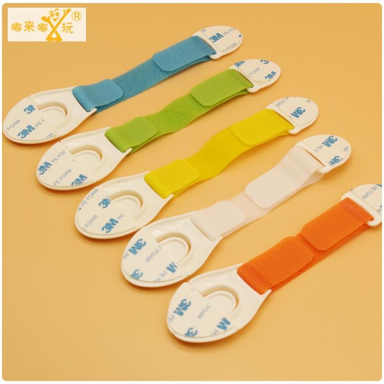 20pcs/lot Baby Safety Products Baby Safety Lock Child Safety Locks Drawer Locker