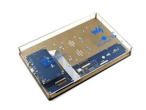 Image 4 - RPi ディスプレイ 10.1 インチ容量性タッチスクリーン Lcd ラズベリーパイ 2 3 モデル B B + BeagleBone 黒マルチシステムビデオ入力