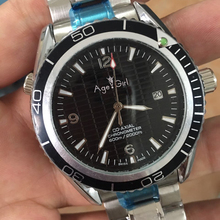 Luxury Brand New Skyfall Dive Mens Sports Stainless Steel Black Blue Gents Automatic