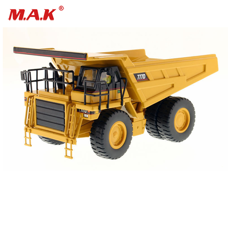 Kids toys 1/50 Scale Diecast Construction Vehicles  Model 1/50 Scale 777D Off-Highway Dump Truck 85104Kids toys 1/50 Scale Diecast Construction Vehicles  Model 1/50 Scale 777D Off-Highway Dump Truck 85104