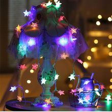 10M  33FT 100LED Star waterproof LED string light 110V/220V with AC plug Xmas holiday Wedding Free shipping