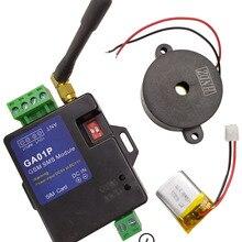 GA01P minil GSM сигнализация s SMS сигнализация охранная система перезаряжаемая батарея для отключения питания