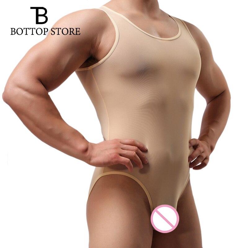 Men Body Shaper Shirt Slimming Underwear Man Vest Shapewear Bodysuit Lingerie Male Corset Cincher Tight Gay Body Building Single