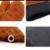 Bolsa nova Do Couro de corte de gás MIG TIG MAG Arc Welding 3 dedos Luvas de Alta Temperatura-Resistente Ao Desgaste do Trabalho de Proteção Ao Trabalho LUVAS