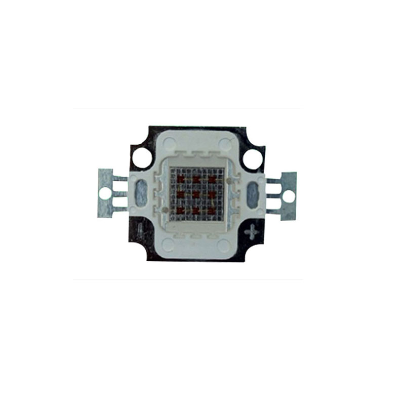 5X Infrared <font><b>730nm</b></font> LED 10W integrated LED lamp bead free shipping image
