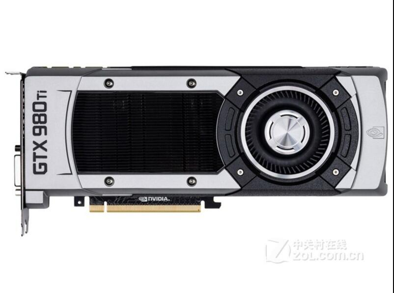 ASUS original GTX 980Ti Founders Edition public version graphics card used 90%new image